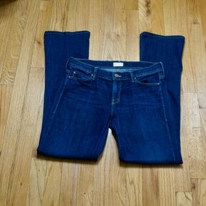 "MOTHER ""The Runaway"" Dark Blue Jean (Size 29)"